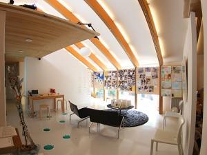 OCHA HOUSEの空間