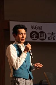 曲芸師天野耕太さん1