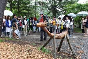 小西さんと森の散歩分科会